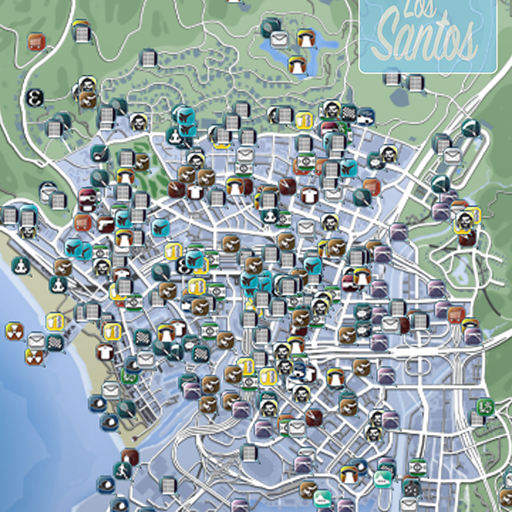 Unofficial GTA 5 Map Download Latest Version APK