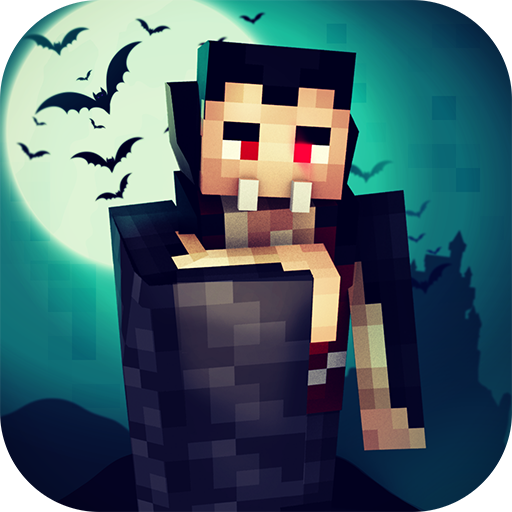 Vampire Craft Dead Soul of Night. Crafting Games Download Latest Version APK