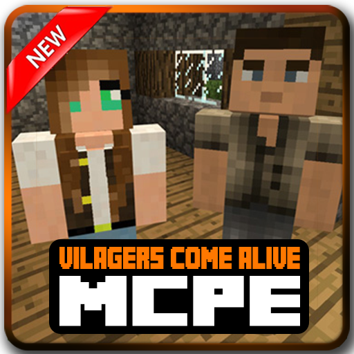 Villagers Alive for Minecraft Download Latest Version APK