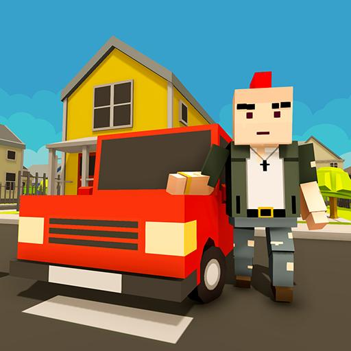 Virtual Life In A Simple Blocky Town Download Latest Version APK