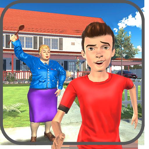 Virtual Neighbor High School Bully Boy Family Game Download Latest Version APK