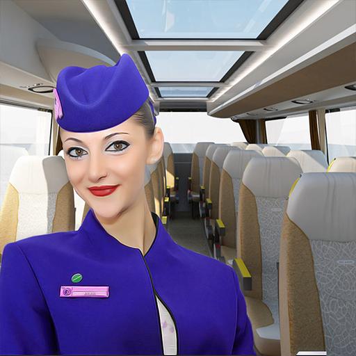 Virtual girl tourist bus waitress jobs Dream Job Download Latest Version APK