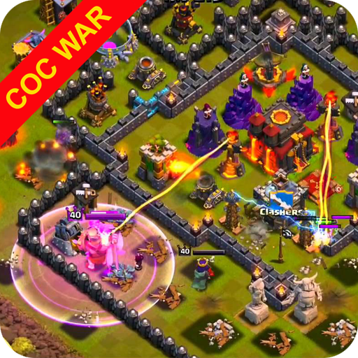 War layouts for Clash of Clans Download Latest Version APK