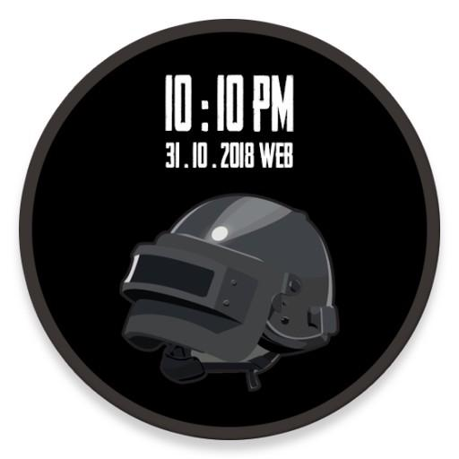 Watchfaces for PUBG – Android Wear OS Download Latest Version APK
