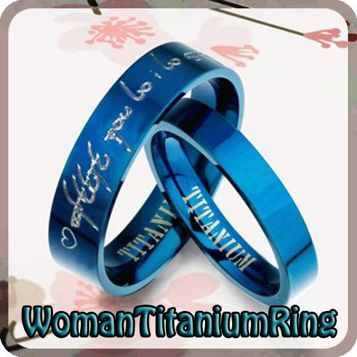 Woman Titanium Ring Download Latest Version APK