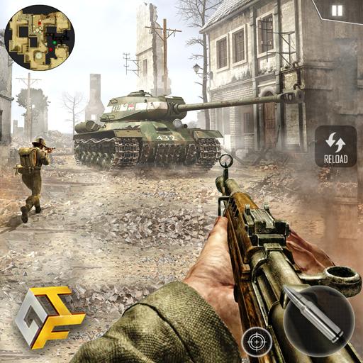 World War II Survival FPS Shooting Game Download Latest Version APK