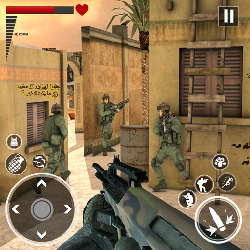World War in Pacific FPS Shooting Game Survival Download Latest Version APK