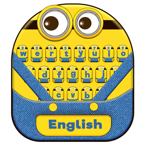 Yellow Cartoon Keyboard Theme (FREE) Download Latest Version APK