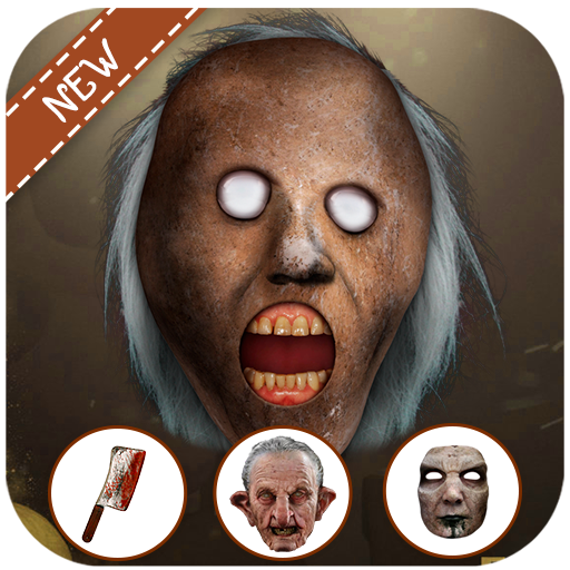 granny camera editor scary grandmother masks face Download Latest Version APK