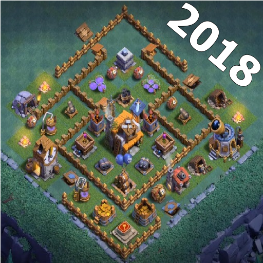 layout for clash of clans Download Latest Version APK