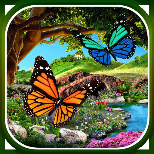 3D Butterfly Live Wallpaper Download Latest Version APK
