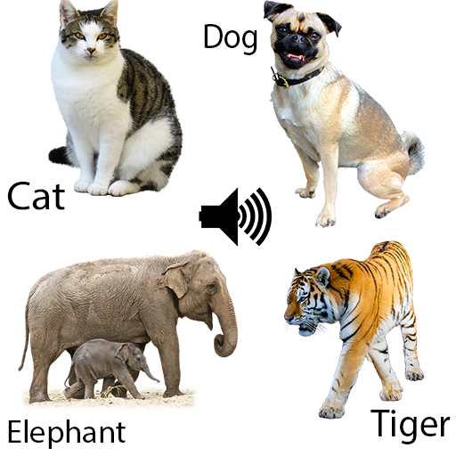 Animal sounds for kids Download Latest Version APK