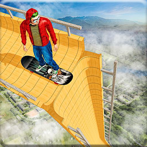 Freestyle Vertical Ramp Skateboard Skating Games Download Latest Version APK
