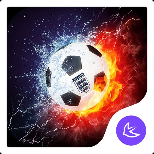 New free glow football APUS stylish sport theme Download Latest Version APK