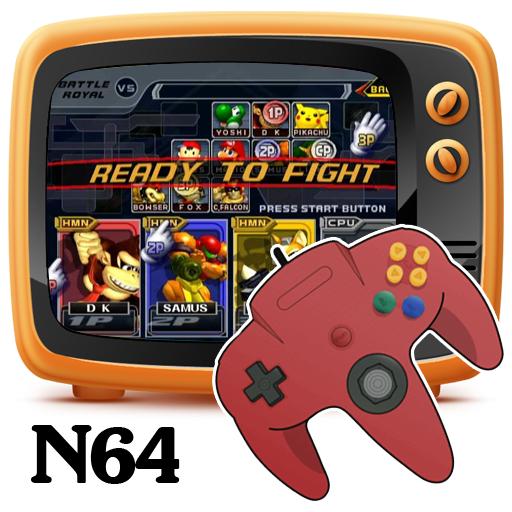 Nido64 – N64 Retro Games Emulator Download Latest Version APK