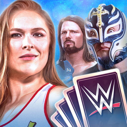 WWE SuperCard – Multiplayer Card Battle Game Download Latest Version APK