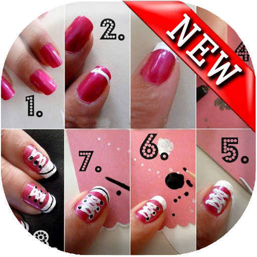 1000 Nail Art Designs Step by Step Download Latest Version APK