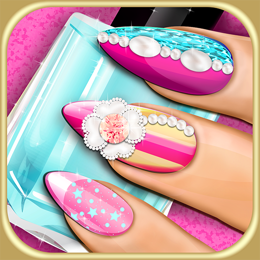 3D Nails Game Manicure Salon Download Latest Version APK