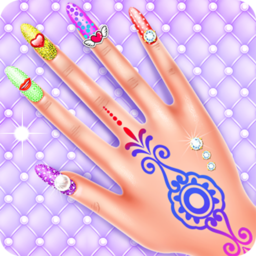 Beauty Girl at Nail Salon Download Latest Version APK
