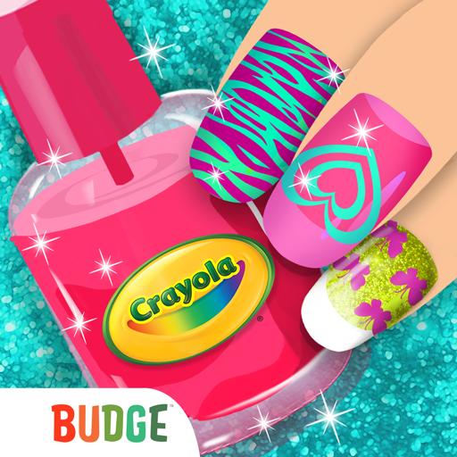 Crayola Nail Party: Nail Salon Download Latest Version APK