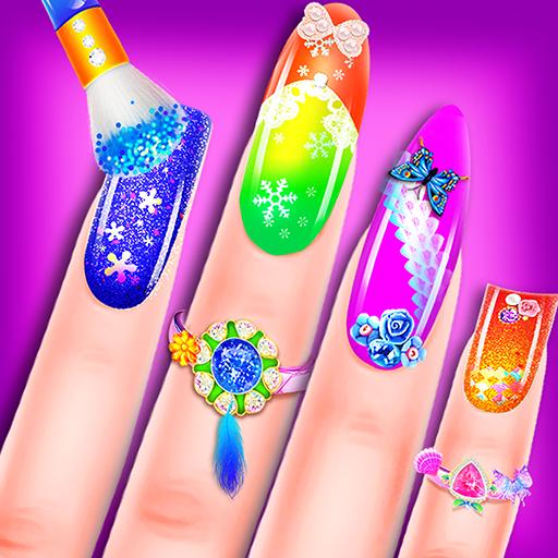 Fashion Nail Art – Salon Game Download Latest Version APK