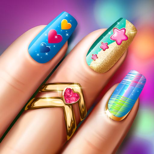 Fashion Nails Girls Game Toe Nail Salon Download Latest Version APK