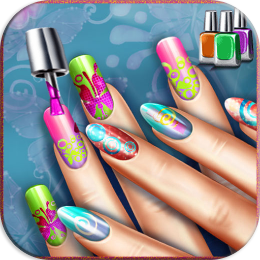 Floral Manicure game – girls Nails games Download Latest Version APK