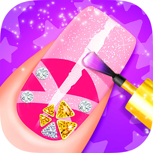 Henna's Nail Beauty SPA Salon – Games for Girls Download Latest Version APK