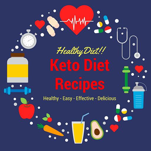 Keto Diet Recipes Healthy Easy Keto Recipes App Download Latest Version APK
