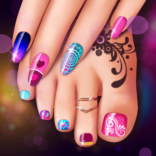 Manicure and Pedicure Games Nail Art Designs Download Latest Version APK