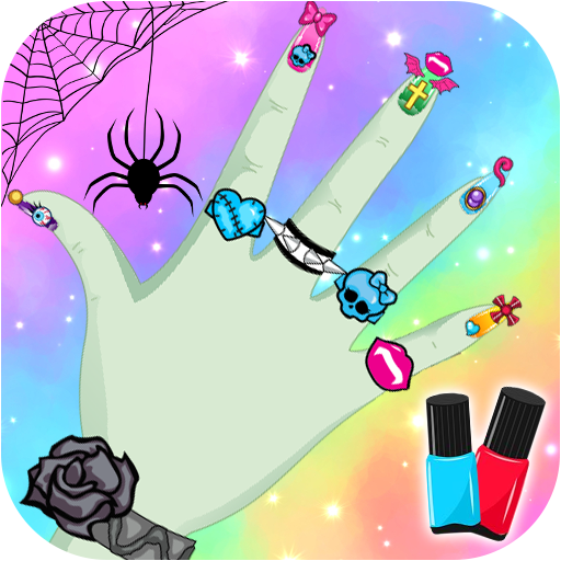 Monster Nails Salon – Halloween Nail Style Download Latest Version APK