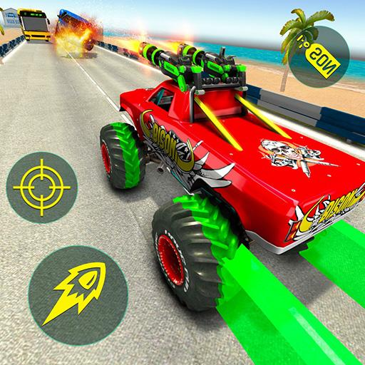 Monster Truck Racing Games Transform Robot games Download Latest Version APK
