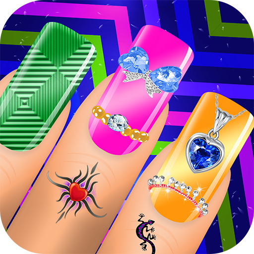 Nail Art Designs – Nail Manicure Games for Girls Download Latest Version APK