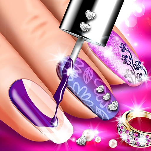 Nail Art Makeover Manicure Design Game Download Latest Version APK