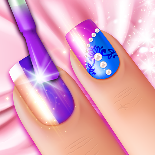 Nail Art Studio Manicure Games for Girls Download Latest Version APK