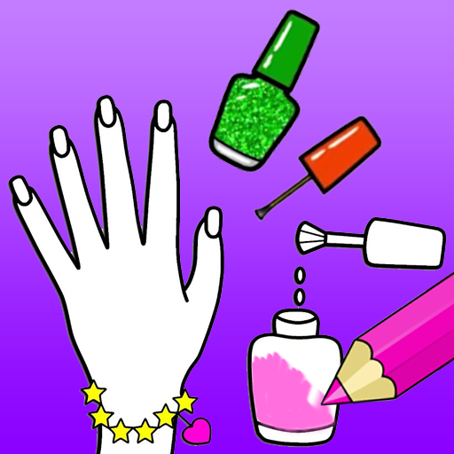 Nail Drawing Book Fashion Coloring Pages Download Latest Version APK