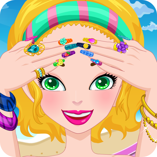 Nail Salon princess – Girls Nails Design Download Latest Version APK