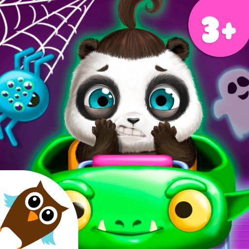 Panda Lu Fun Park – Amusement Rides Pet Friends Download Latest Version APK