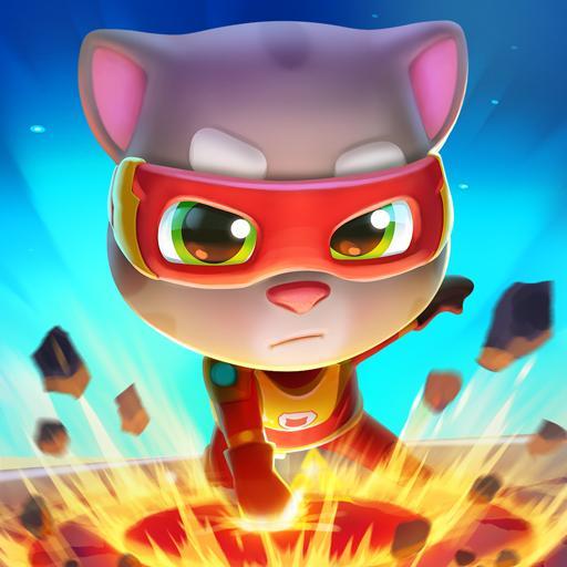 Talking Tom Hero Dash – Run Game Download Latest Version APK