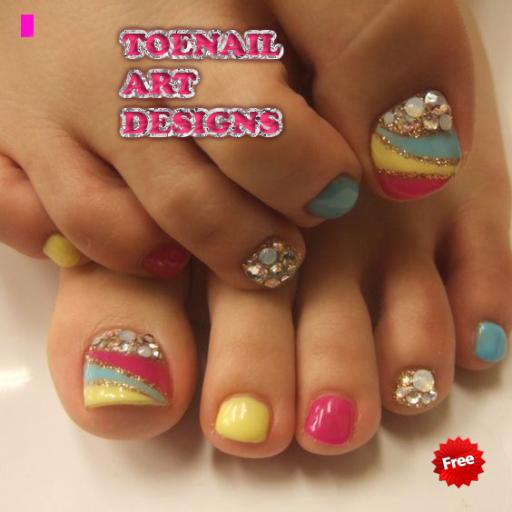 Toe Nail Designs Download Latest Version APK