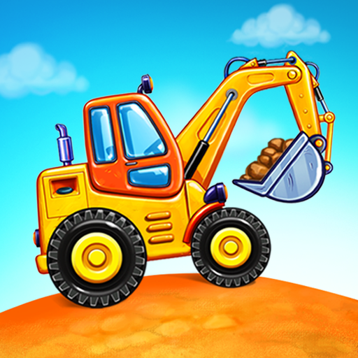 Truck games for kids – build a house car wash Download Latest Version APK