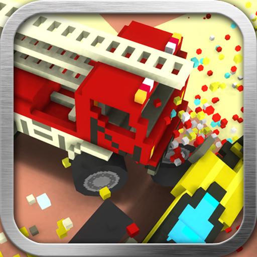 Blocky Car Crash Royale Download Latest Version APK