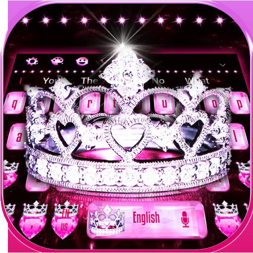 Diamond Crown Keyboard Theme Download Latest Version APK