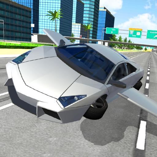 Flying Car City 3D Download Latest Version APK