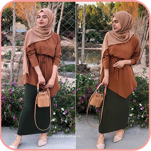 Hijab Fashion Style 2020 Download Latest Version APK