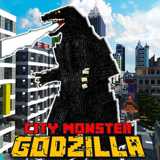 Mod Godzilla – City Monster Download Latest Version APK
