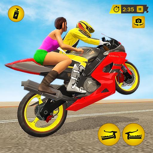 Moto Bike Taxi Simulator: Bike Driving Games Download Latest Version APK