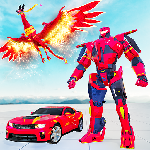 Phoenix Transform Robot War Robot Grand Hero Download Latest Version APK