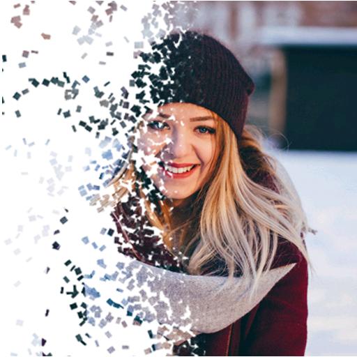 Photo editor pixel effect dispersion effect Download Latest Version APK