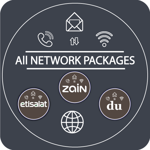 All Network Packages For UAE and KSA Latest Download Latest Version APK